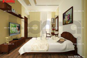 phòng ngủ biệt thự
