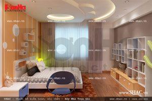 Phòng ngủ cá tính