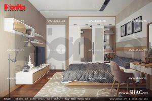 Phòng ngủ đẹp và hiện đại