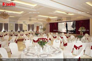 nhà hàng tổ chức tiệc cưới