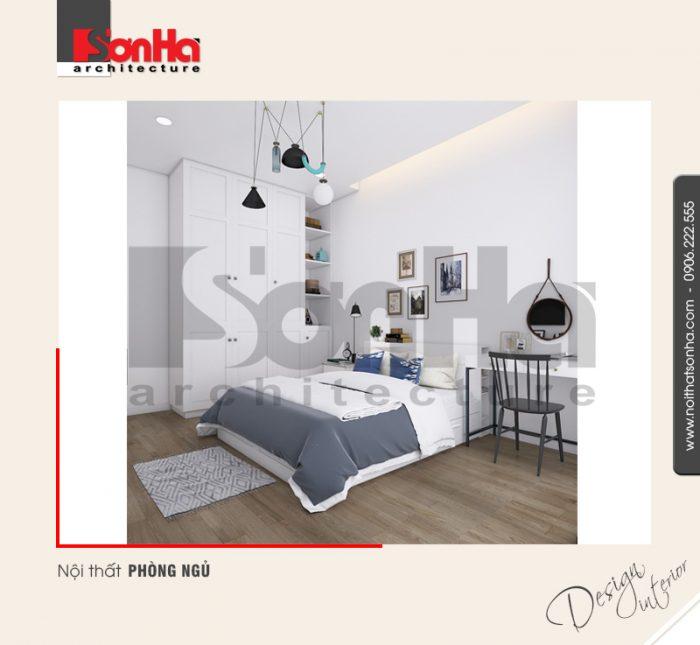 Mẫu phòng ngủ hiện đại, ấm cúng và trang nhã với hơi hướng độc đáo của căn hộ cao cấp