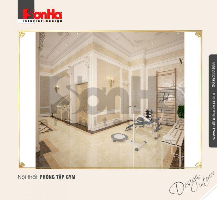 Giấy dán tường với những ưu điểm vượt trội được sử dụng nhiều trong thi công nội thất cổ điển