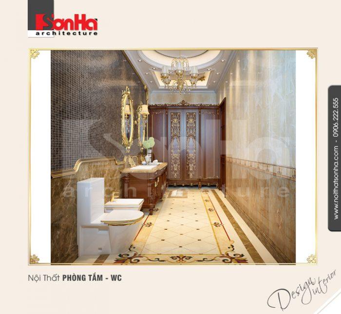 Thiết kế nội thất phòng tắm và vệ sinh mãn nhãn khi chọn thiết bị vệ sinh phù hợp