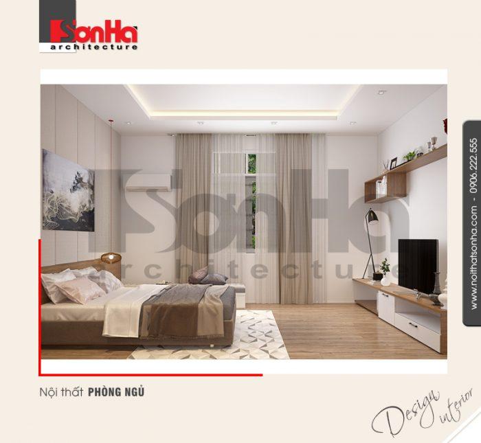 Không nên lạm dụng màu vàng, cam và hồng trong thiết kế và thi công nội thất phòng ngủ