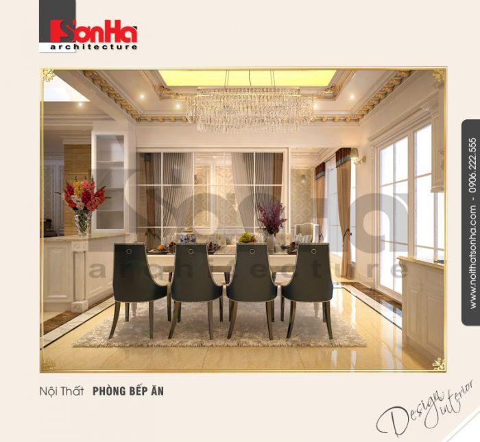 Những lưu ý trong thiết kế và thi công nội thất phòng bếp ăn căn hộ thoáng đãng và đẹp mắt