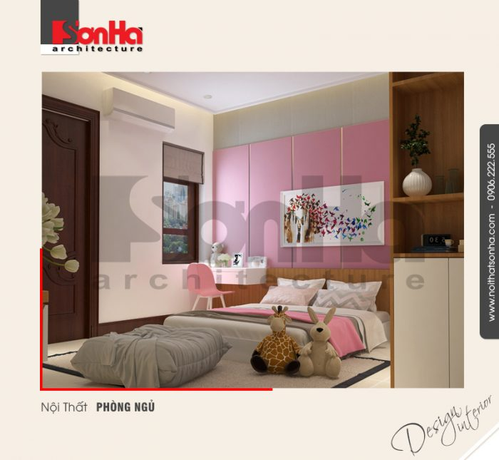 Xu hướng thiết kế phòng ngủ đẹp phong cách hiện đại 2018 vẫn ưa chuộng những gam màu này