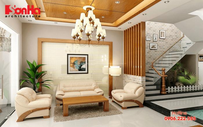 Mẫu đèn phù hợp phong thủy cho thiết kế nội thất biệt thự nhà đẹp
