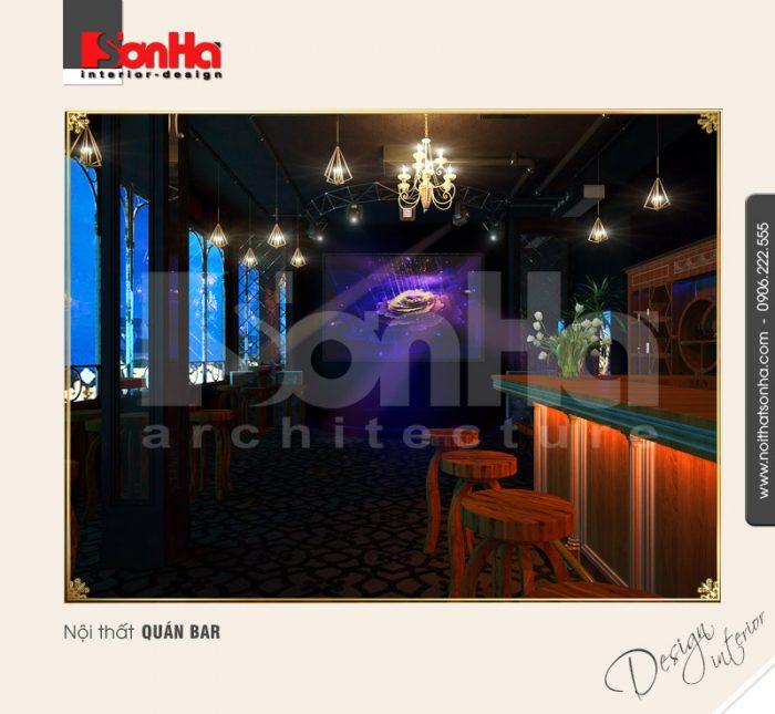 Mẫu nội thất quán bar tại Hải Phòng nt bck 0027