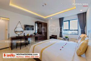 12 Nội thất phòng ngủ Ocean Classic Premium Family khách sạn 22 tầng tại đà nẵng sh ks 0032