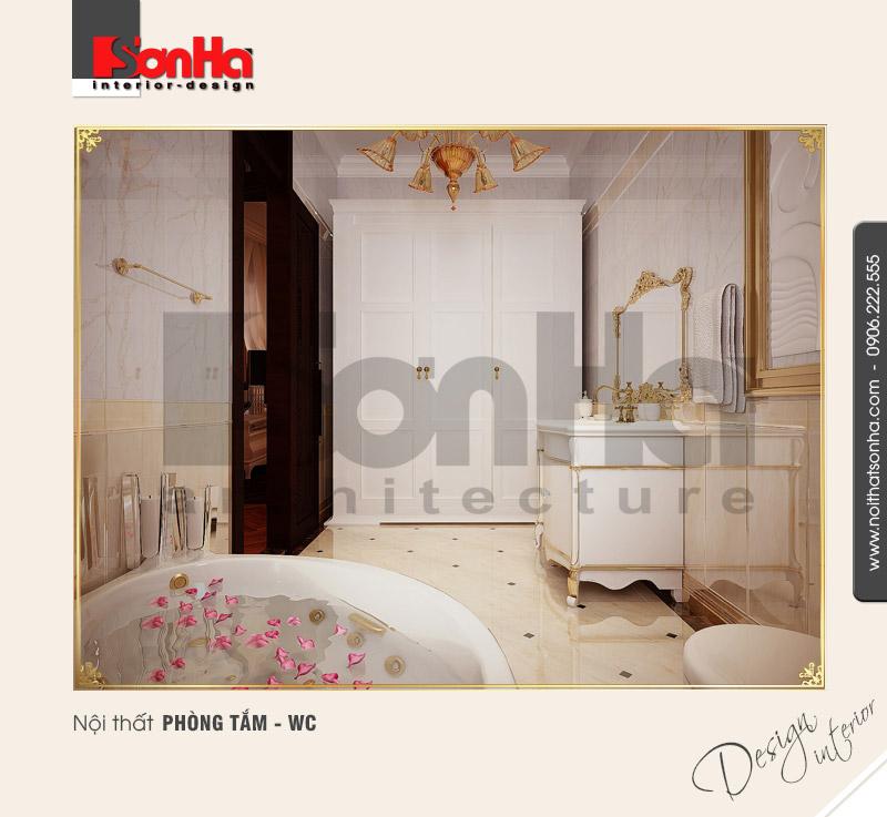 13.Thiết kế nội thất phòng tắm wc cổ điển tại hải phòng NT BTP 0005