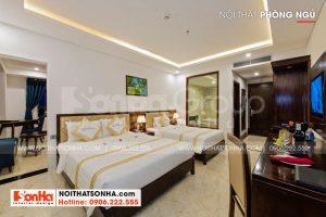 14 Nội thất phòng ngủ Ocean Studio Family khách sạn hiện đại tại đà nẵng sh ks 0032