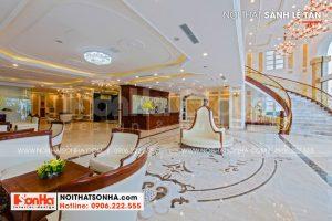5 Nội thất sảnh lễ tân khách sạn 22 tầng 1 tum tại đà nẵng sh ks 0032