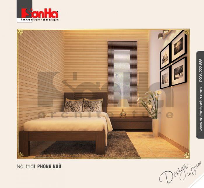 Mẫu nội thất phòng ngủ cổ điển tại quảng bình NT BTD 0008