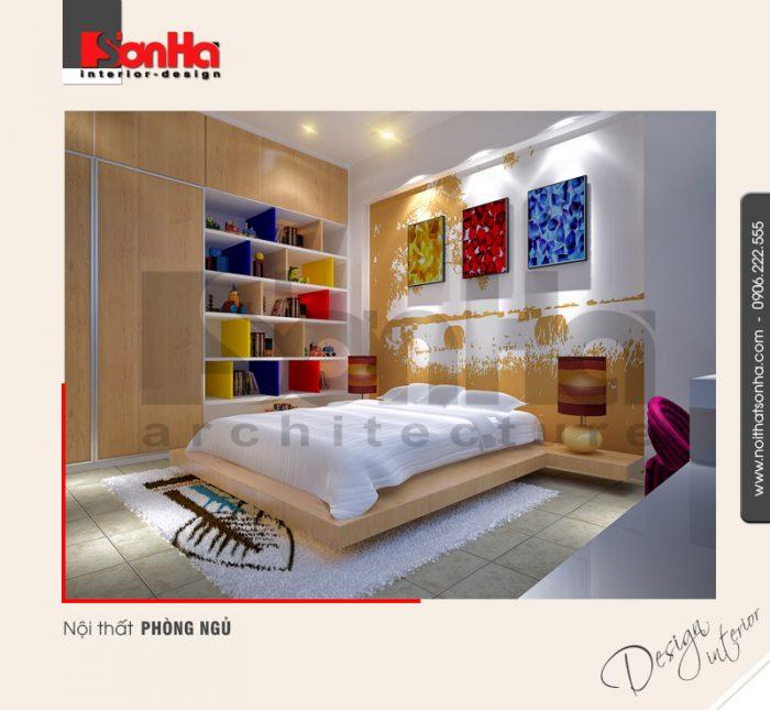 7.Thiết kế nội thất phòng ngủ hiện đại NT NOD 0042