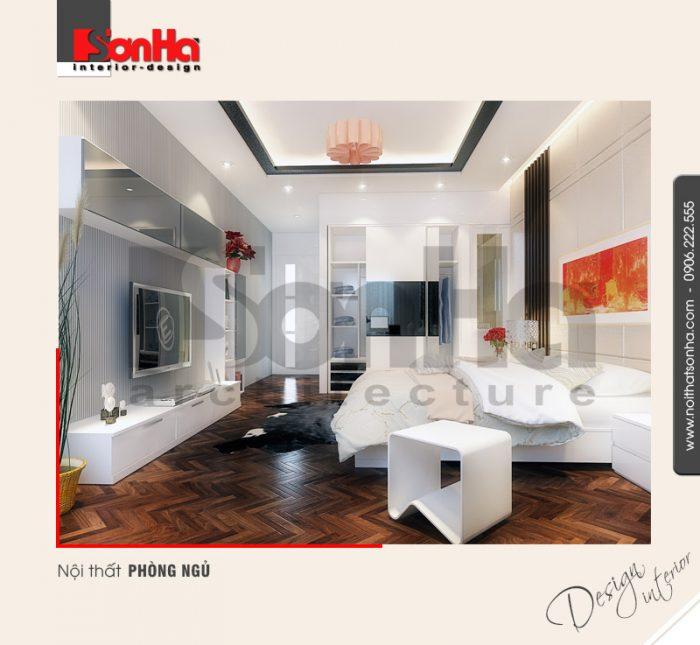 7.Thiết kế nội thất phòng ngủ hiện đại tại hải phòng NT NOD 0055