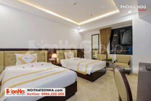 9 Mẫu phòng ngủ deluxe khách sạn 22 tầng tại đà nẵng sh ks 0032