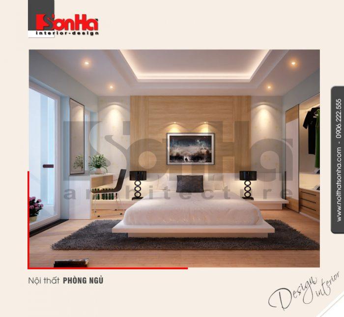 9.Thiết kế nội thất phòng ngủ hiện đại tại hải phòng NT NOD 0056