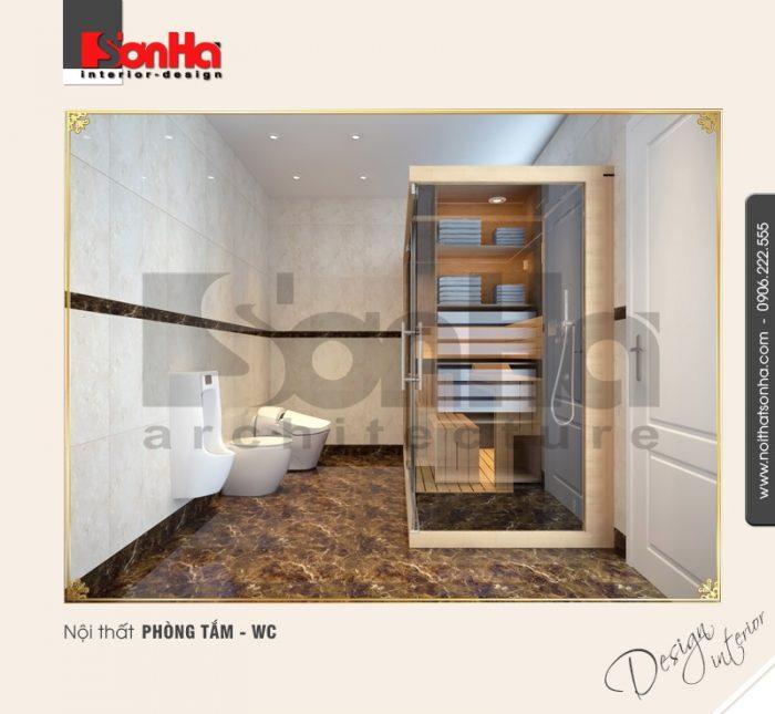 11.Thiết kế nội thất phòng tắm wc cổ điển tại nha trang NT BTP 0023