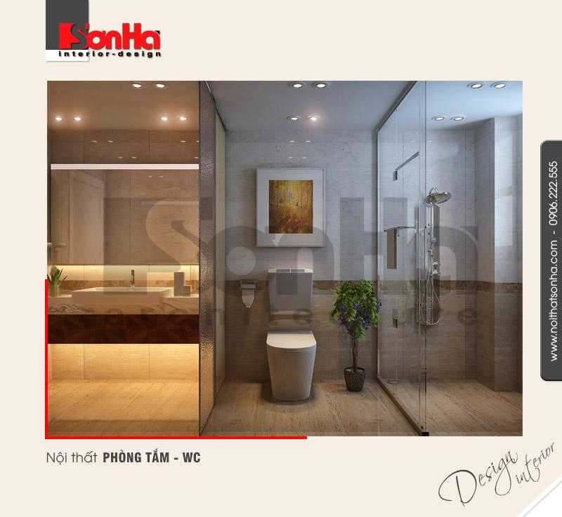 12.Mẫu nội thất phòng tắm wc hiện đại tại nam định NT BTD 0029