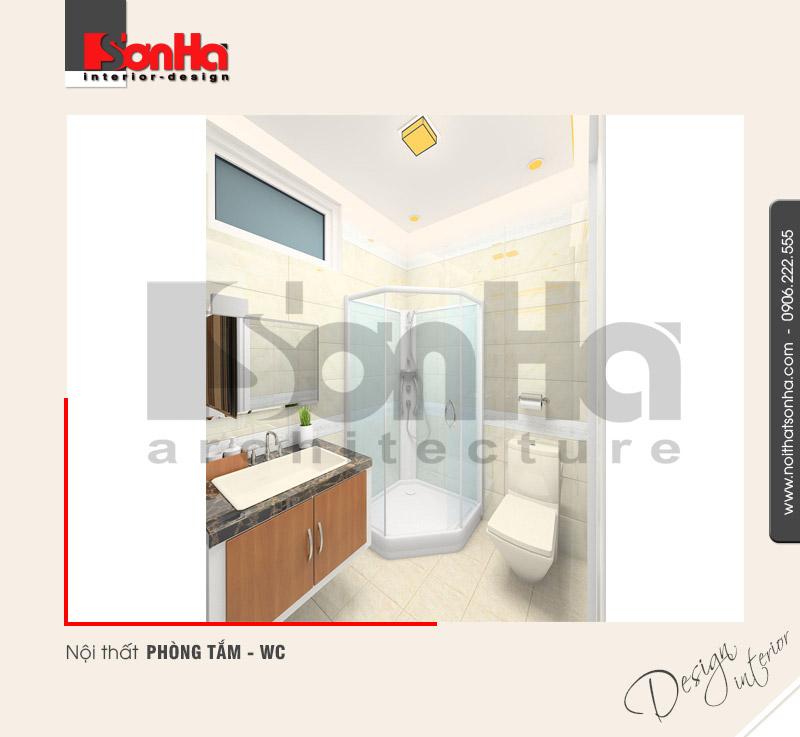 14.Mẫu nội thất phòng tắm wc hiện đại tại hải phòng NT NOD 0100