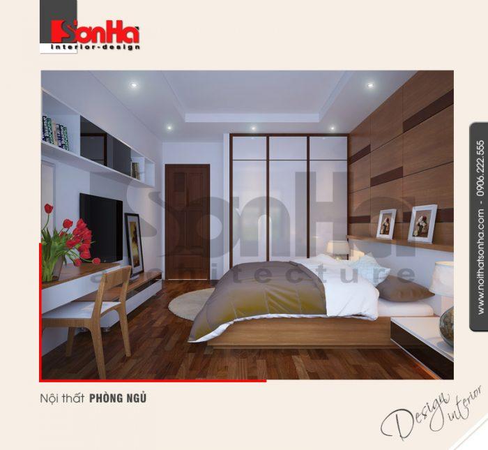 3.Thiết kế nội thất phòng ngủ hiện đại tại hải phòng NT NOD 0089
