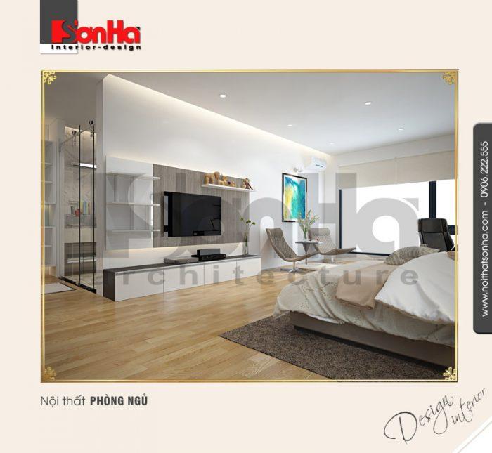 4.Mẫu nội thất phòng ngủ đẹp tại quảng ninh NT BTD 0034
