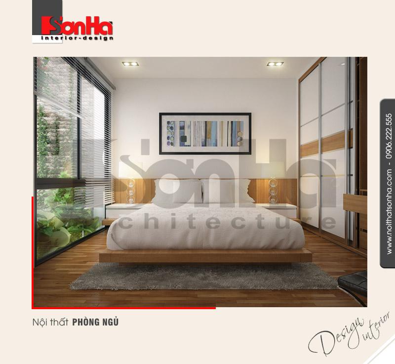 4.Mẫu nội thất phòng ngủ hiện đại tại hải phòng NT NOD 0050