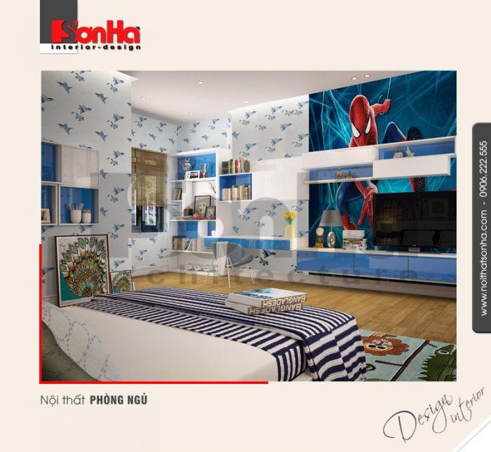 4.Mẫu nội thất phòng ngủ hiện đại tại quảng ninh NT NOD 0114