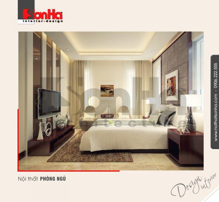 5.Thiết kế nội thất phòng ngủ hiện đại tại hải phòng NT BTD 0007