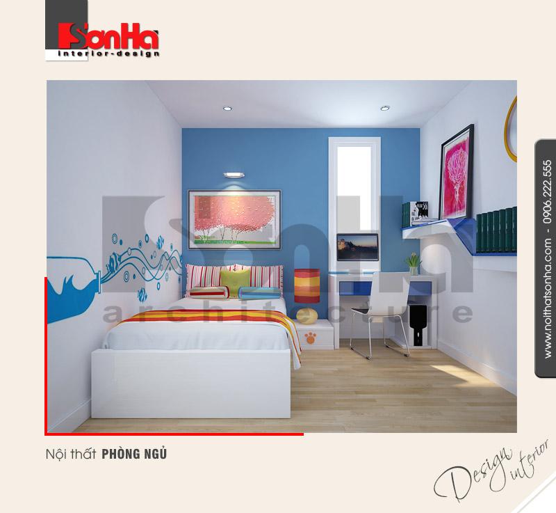 5.Thiết kế nội thất phòng ngủ hiện đại tại hải phòng NT NOD 0077