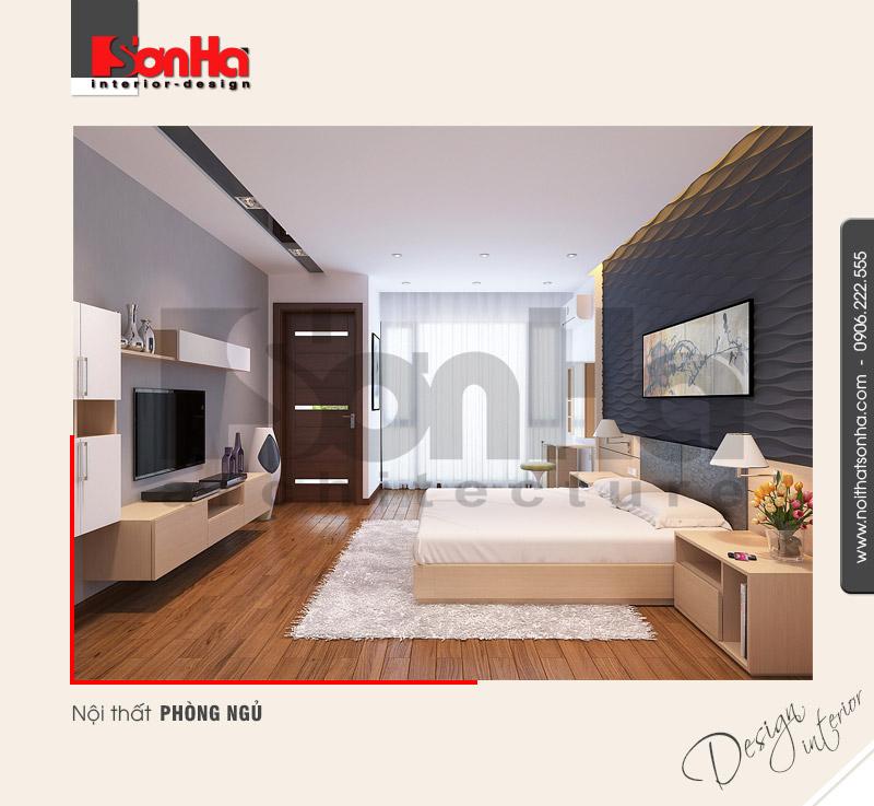 5.Thiết kế nội thất phòng ngủ hiện đại tại hải phòng NT NOD 0085