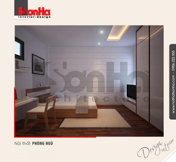 5.Thiết kế nội thất phòng ngủ hiện đại tại hải phòng NT NOD 0089