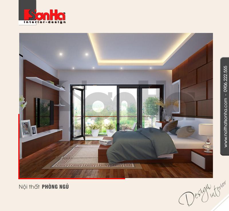 5.Thiết kế nội thất phòng ngủ hiện đại tại hải phòng NT NOD 0115
