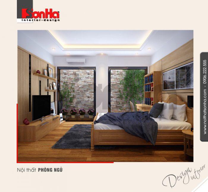 6.Mẫu nội thất phòng ngủ hiện đại tại hà nội NT NOD 0091