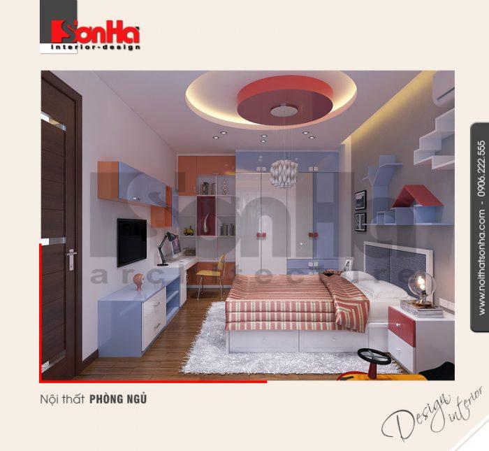 6.Mẫu nội thất phòng ngủ hiện đại tại hải phòng NT NOD 0085