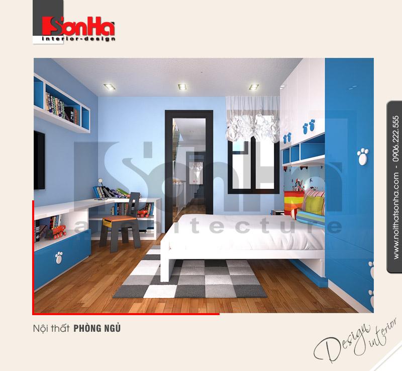 7.Thiết kế nội thất phòng ngủ hiện đại tại hải phòng NT NOD 0050