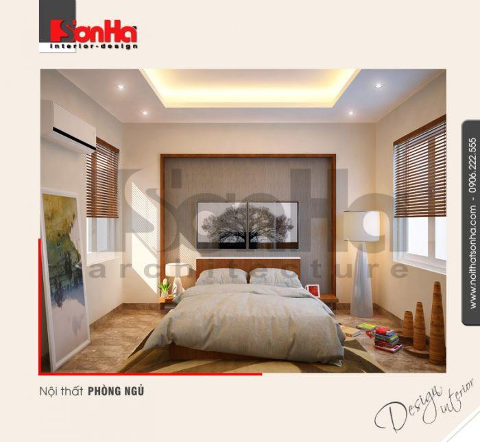 7.Thiết kế nội thất phòng ngủ hiện đại tại hải phòng NT NOD 0100