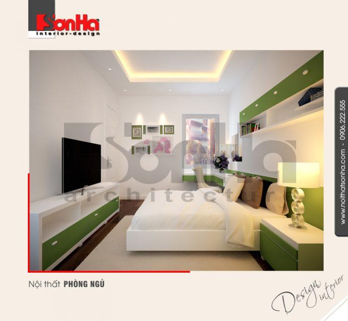 9.Thiết kế nội thất phòng ngủ hiện đại tại hải phòng NT NOD 0100
