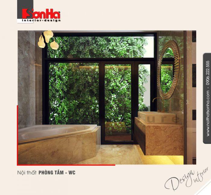 9.Thiết kế nội thất phòng tắm wc hiện đại tại hải phòng NT NOD 0099