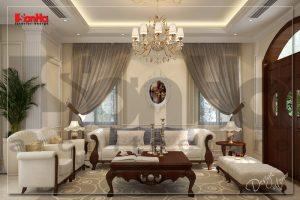 BIA Thiết kế nội thất biệt thự tân cổ điển sang trọng vinhomes imperia hải phòng