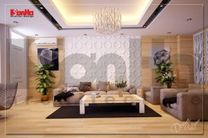 BIA Thiết kế nội thất nhà phố đẹp tại quảng ninh NT NOD 0114