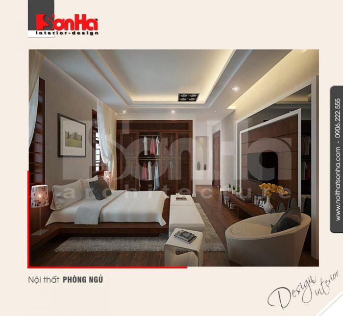 10.Mẫu nội thất phòng ngủ đơn giản
