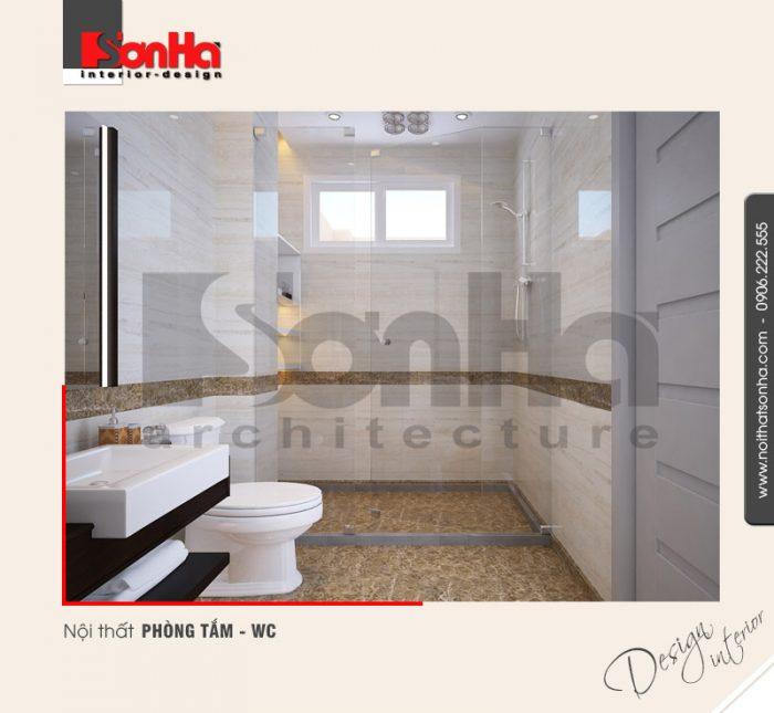 10.Mẫu nội thất phòng tắm wc cách bố trí hợp lý NT NOD 0132
