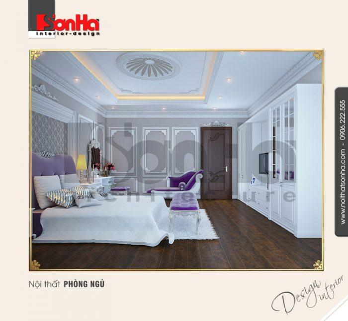 11.Thiết kế nội thất phòng ngủ sang trọng