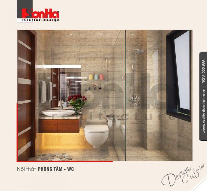 11.Thiết kế nội thất phòng tắm wc hiện đại tại hải phòng NT BTD 0036
