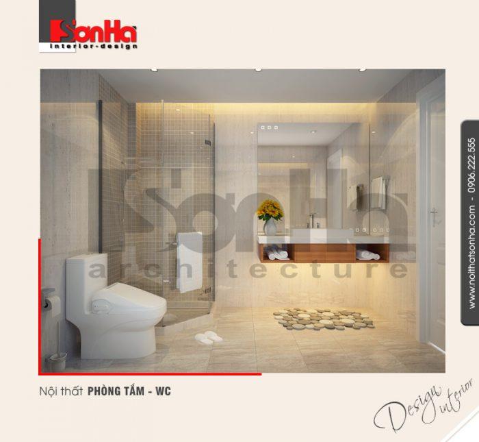 13.Thiết kế nội thất phòng tắm wc hiện đại cao cấp tại sài gòn NT NOD 0131