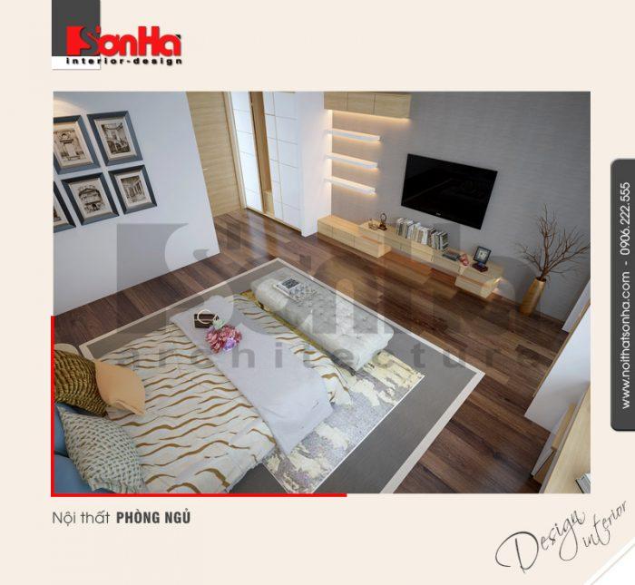 3.Thiết kế nội thất phòng ngủ đẹp