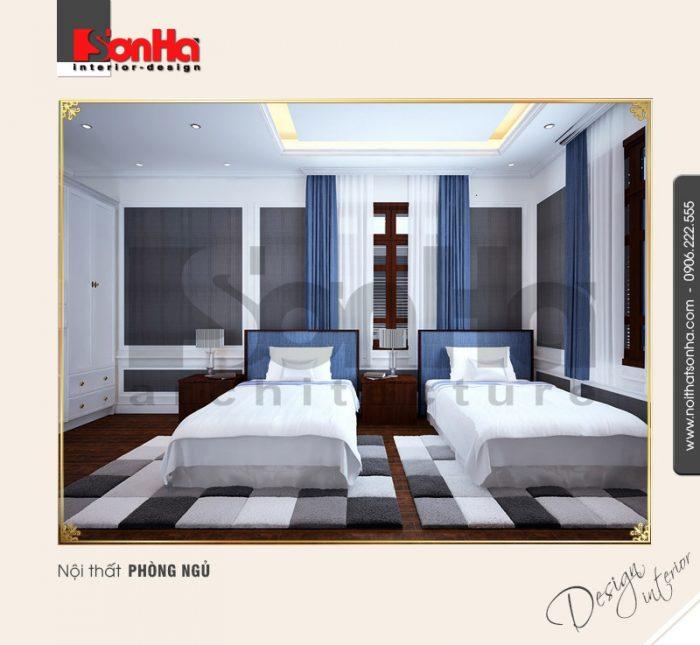 4.Mẫu nội thất phòng ngủ cá tính