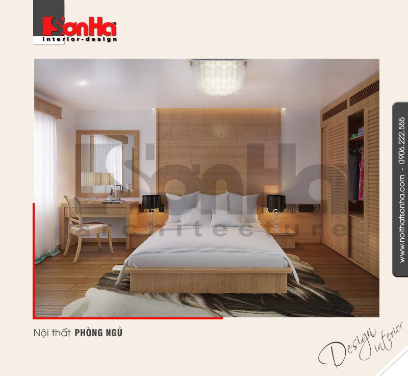 4.Mẫu nội thất phòng ngủ đơn giản đẹp
