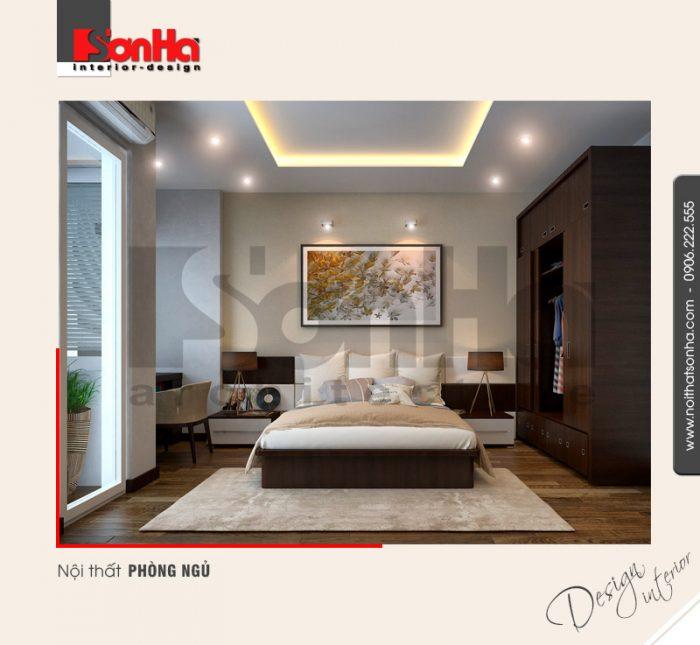 4.Mẫu nội thất phòng ngủ hiện đại đẹp